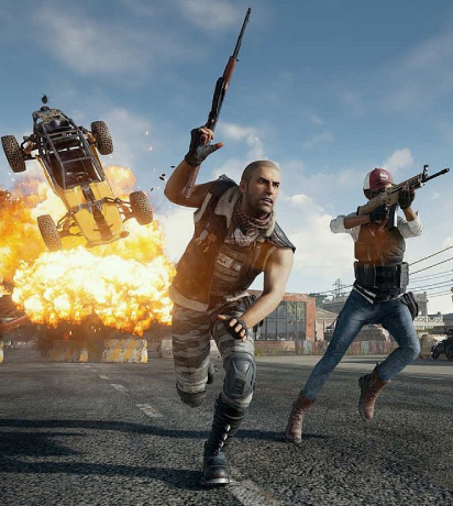 The countdown of world's toughest gaming battlegrounds