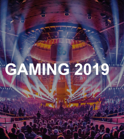 Top gaming events of the year 2019